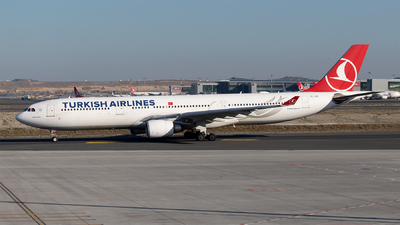 TC-JOD - Airbus A330-303 - Turkish Airlines