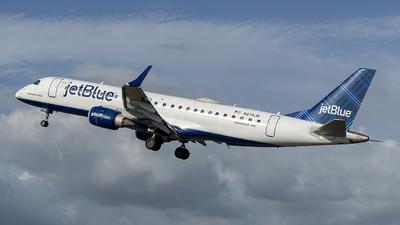 A picture of N274JB - Embraer E190AR - JetBlue Airways - © Sergio Luis Luna Navarro
