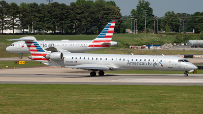 N582NN - Bombardier CRJ-900 - American Eagle (PSA Airlines)