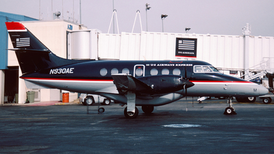 N930AE - British Aerospace Jetstream 32 - US Airways Express (CCAir)