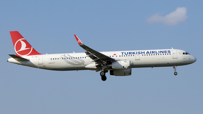 TC-JSI - Airbus A321-231 - Turkish Airlines