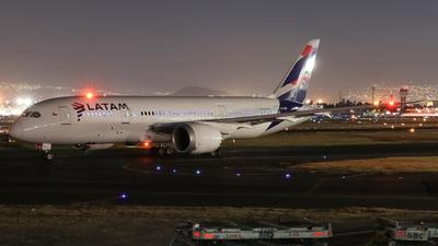 CC-BBE - Boeing 787-8 Dreamliner - LATAM Airlines
