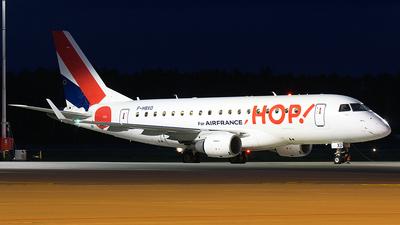 F-HBXD - Embraer 170-100STD - HOP! for Air France