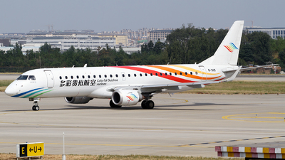 B-3115 - Embraer 190-100LR - Colorful Guizhou Airlines