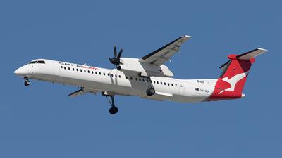 VH-QOC - Bombardier Dash 8-Q402 - QantasLink (Sunstate Airlines)