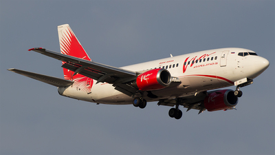VP-BVV - Boeing 737-5Y0 - Vim Airlines