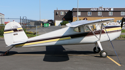 N1044G - Cessna 140 - Private