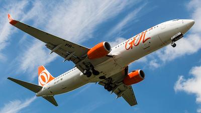 PR-GUY - Boeing 737-8EH - GOL Linhas Aéreas