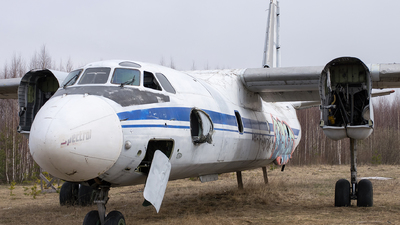 RA-13339 - Antonov An-26 - Russia - Defence Sports-Technical Organisation (ROSTO)