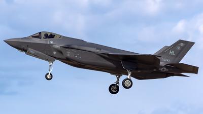 17-5243 - Lockheed Martin F-35A Lightning II - United States - US Air Force (USAF)