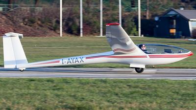 I-AYAX - Gliding Aircraft Glaser-Dirks DG-100G Elan - Private