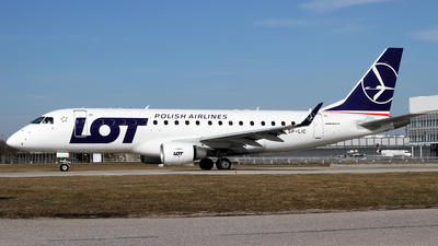 SP-LIC - Embraer 170-200STD - LOT Polish Airlines