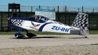 ZU-IHI - Vans RV-7 - Private