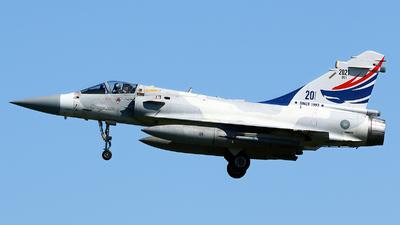 2021 - Dassault Mirage 2000-5EI - Taiwan - Air Force