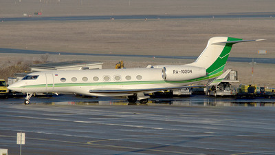 RA-10204 - Gulfstream G650 - Private
