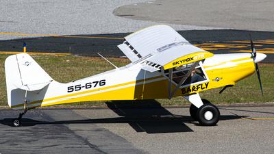 55-676 - Skyfox CA-22 - Private