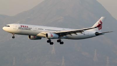 B-HYI - Airbus A330-343 - Dragonair