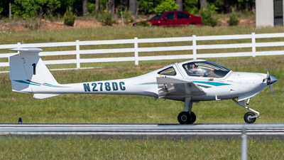 N278DC - Diamond DA-20-C1 Eclipse - Private