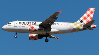 A picture of ECMTF - Airbus A319111 - Volotea - © Philippe CHASTAGNOL