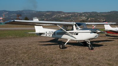 D-EFDN - Reims-Cessna F152 - Private