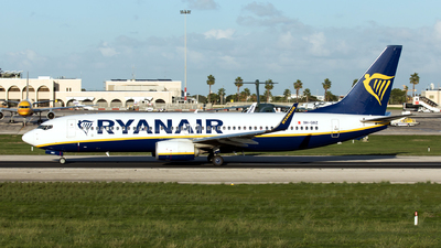 9H-QBZ - Boeing 737-8AS - Ryanair (Malta Air)