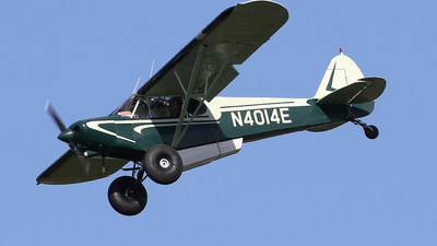 N4014E - Piper PA-18-150 Super Cub - Private