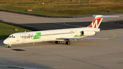 A picture of YROTL - McDonnell Douglas MD83 - [48079] - © Christian Schürmann