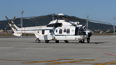 A picture of FAB8506 - Eurocopter VH36 Caracal -  - © Bruno Orofino