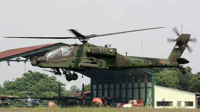 HS-7212 - Boeing AH-64E Apache Guardian - Indonesia - Army