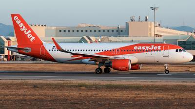 OE-IJH - Airbus A320-214 - easyJet Europe