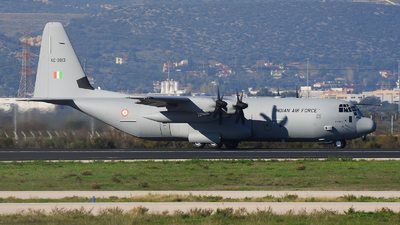 KC-3813 - Lockheed Martin C-130J-30 Hercules - India - Air Force