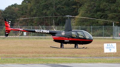 N442BH - Robinson R44 Police - United States - Georgia State Patrol
