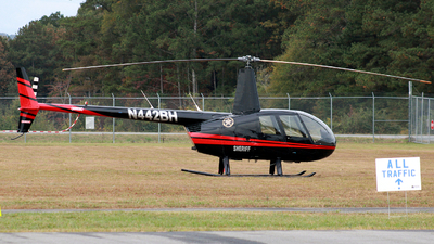 A picture of N442BH - Robinson R44 - [1266] - © ajwebb