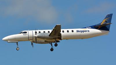 A picture of VHWAX - Fairchild Swearingen Metroliner - [DC877B] - © jeremy denton