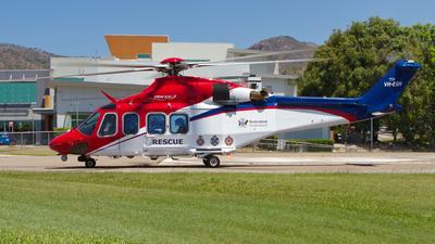 VH-ESH - Agusta-Westland AW-139 - Australia - Queensland Government
