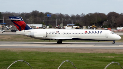 N927AT - Boeing 717-231 - Delta Air Lines