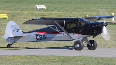 ZK-CSS - Cub Crafters CC-11-160 Carbon Cub SS - Private
