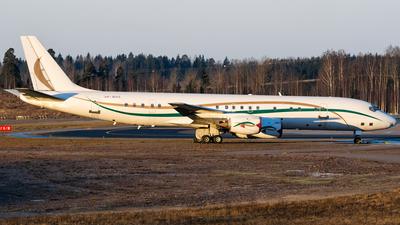 VP-BHS - Douglas DC-8-72 - Brisair