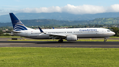 A picture of HP9903CMP - Boeing 737 MAX 9 - Copa Airlines - © Cristian Quijano
