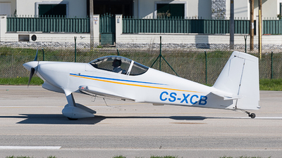 CS-XCB - Vans RV-7 - Private