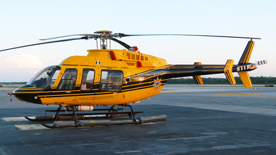 XC-FIP - Bell 407 - Mexico - Police