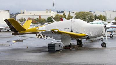 N5931S - Beechcraft V35 Bonanza - Boeing Employees Flying Association