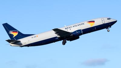 EC-NML - Boeing 737-436(SF) - Swiftair