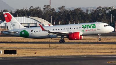 A picture of XAVIW - Airbus A320271N - VivaAerobus - © Miguel Fiesco (MAS Aviation Press)