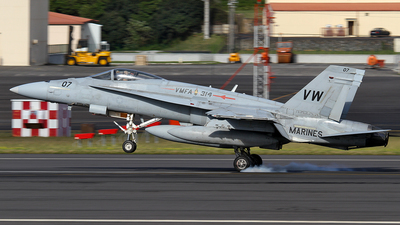 162466 - McDonnell Douglas F/A-18A++ Hornet - United States - US Marine Corps (USMC)