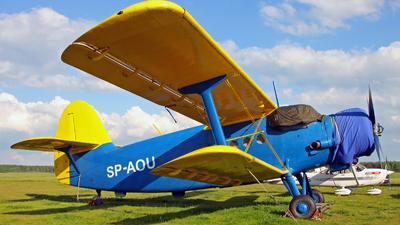 SP-AOU - PZL-Mielec An-2 - Aero Club - Bialostocki