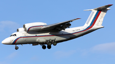 RA-72976 - Antonov An-72 - Russia - Ministry of Interior