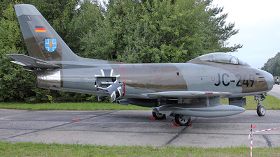 JC-249 - Canadair CL-13B-6 Sabre - Germany - Air Force