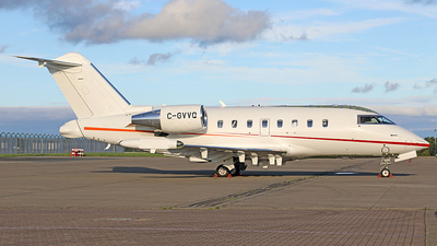 C-GVVQ - Bombardier CL-600-2B16 Challenger 605 - Bombardier Aerospace