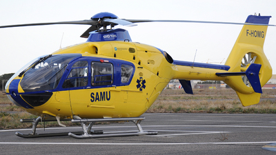 F-HOMG - Eurocopter EC 135P2 - Inaer